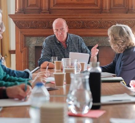 Peter Guttridge Crime Writing Workshop