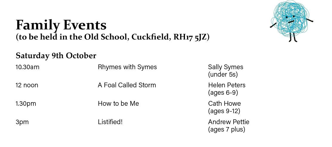 Children's Events Cuckfield