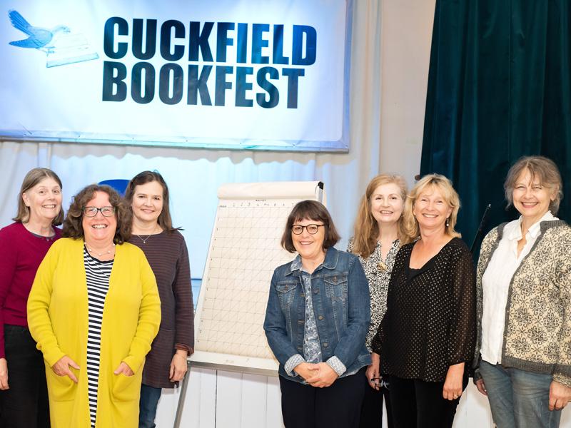 Bookfest Quiz Masters